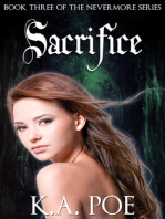 Sacrifice (Nevermore, Book 3)