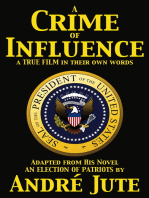A Crime of Influence a screenplay
