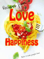 Recipes from Love and Happiness
