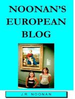 Noonan's European Blog