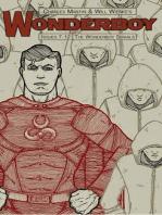 The Wonderboy Serials