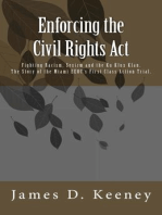 Enforcing the Civil Rights Act