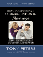 Keys to Effective Communication in Marriage