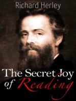 The Secret Joy of Reading