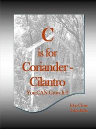 C is for Coriander
