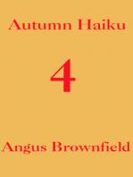 4 Autumn Haiku