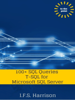 100+ SQL Queries T-SQL for Microsoft SQL Server