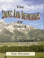Songs and Devotions of David, Volume VII