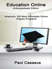 Education Online, Undergraduate Edition: America's 100 Most Affordable Online Degree Programs