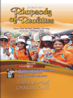 Rhapsody of Realities January 2013 Edition