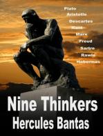 Nine Thinkers