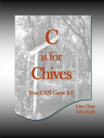 C is for Chives