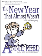 The New Year that Almost Wasn't (Diz & Dee Mystery)
