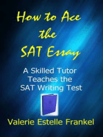 How to Ace the SAT Essay