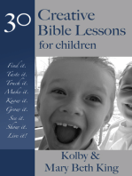 Creative Bible Lessons for Children