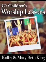 30 Children's Worship Lessons
