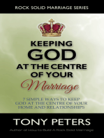 Keeping God At The Centre Of Your Marriage