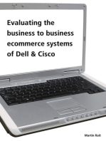 Evaluating The Business To Business Ecommerce Systems Of Dell & Cisco