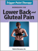 Trigger Point Therapy Workbook for Lower Back and Gluteal Pain