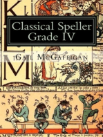 The Classical Speller, Grade IV