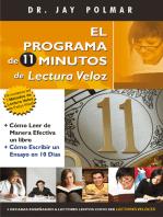El Programa de 11 Minutos de Lectura Veloz