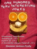 One Hundred Very Interesting Jokes