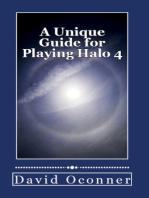 A Unique Guide for Playing Halo 4