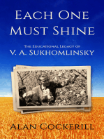 Each One Must Shine