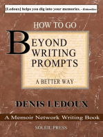 The Memory List Question Book 101