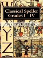 The Classical Speller, Grades I