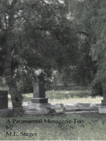 A Paranormal Menagerie Too