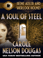 A Soul of Steel: A Novel of Suspense featuring Irene Adler and Sherlock Holmes
