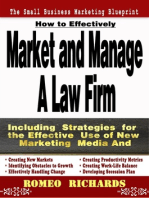 How to Effectively Market and Manage a Law Firm