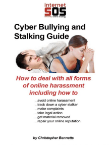 Cyber Bullying And Stalker Guide