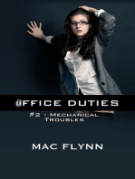 Office Duties #2 (Demon Paranormal Romance)