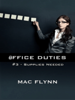 Office Duties #3 (Demon Paranormal Romance)