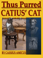 Thus Purred Catius' Cat