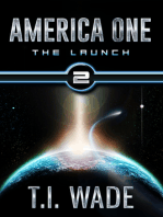 America One - The Launch (Book 2)