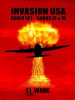 Invasion USA Boxed set