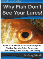 Why Fish Don't See Your Lures
