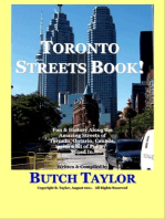 Toronto Streets Book!