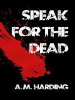 Speak for the Dead