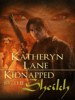 Kidnapped By The Sheikh (Book 1 of The Desert Sheikh) (Sheikh Romance Trilogy)