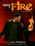 Bringer of Fire (The Logan Bringer Series, Book 1)