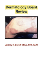 Dermatology Board Review Book