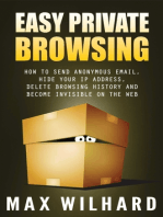 Easy Private Browsing