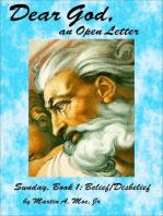 Dear God, an Open Letter