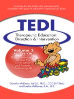 Therapeutic Education Direction & Intervention (TEDI)