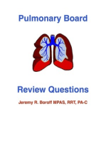 Pulmonary Board Review Questions