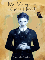 Mr. Vampire Gets Hired